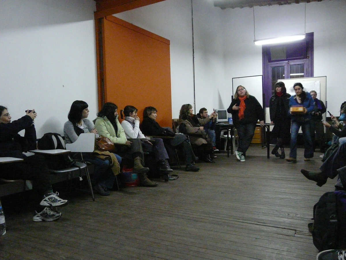Independent Media Workshop 2
