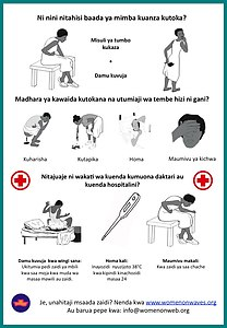 Low literacy abortion swahili 2