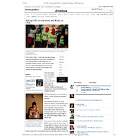 New York Times, 4-1-2013, In chile, abortion hotline