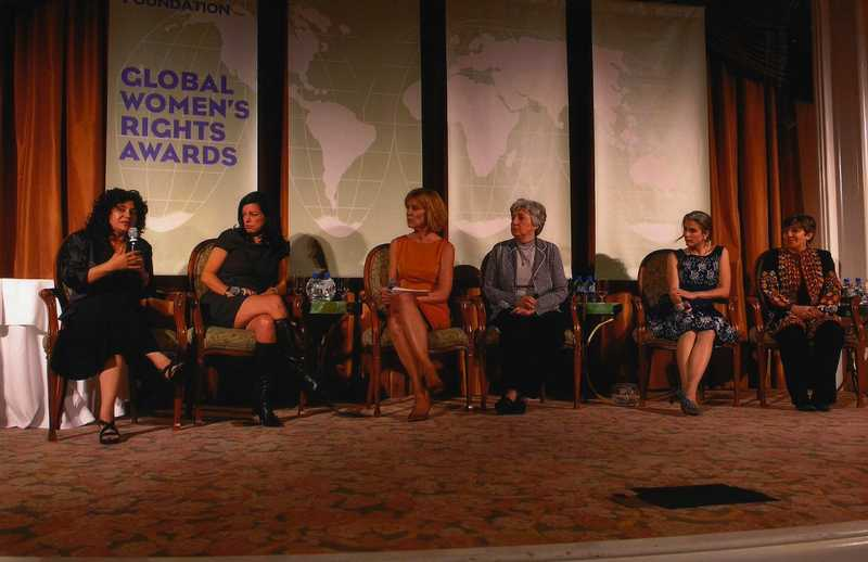 global women's rights award,