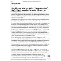 Henry Morgentaler, Abortion Doctor in Canada, Dies at 90 - NYTimes.pdf