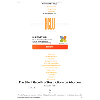 7-6-2013 The Silent Growth of Restrictions on Abortion _ HCLU.pdf