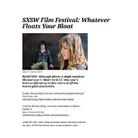 SXSW 2014_ Variety Critics on Festival Highlights _ Variety
