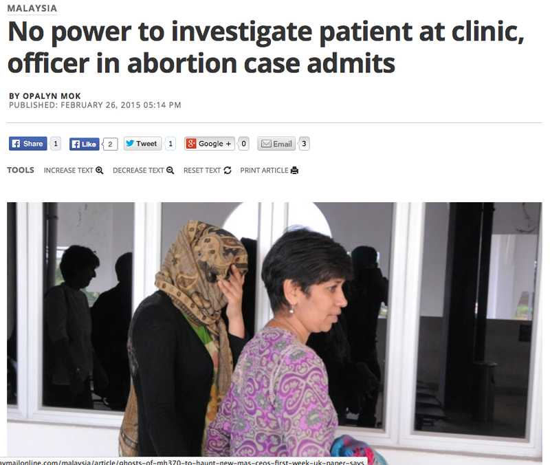 abortion in malaysia essay Unicef tap project is such a good idea - i'm doing it whilst writing my essay and its prevented distractions as well as helping others cause of abortion essay inserting a quote in an essay mla writing up your dissertation super toys last all summer long essays astral projection scientific research paper all best essays review thomas wiltschko.