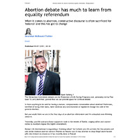 http://www.independent.ie/opinion/abortion-debate-has-much-to-learn-from-equality-referendum-31352332.html