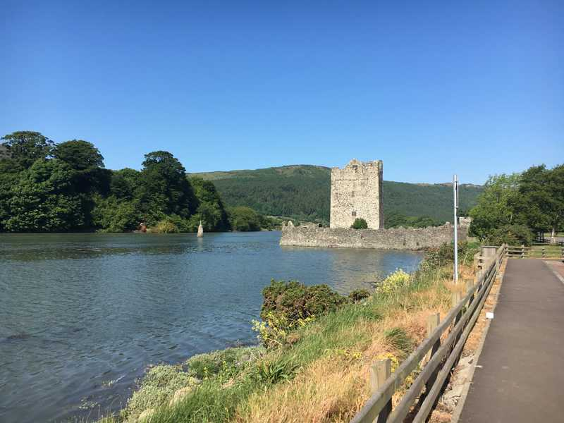 Narrow water