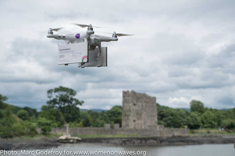 Photo abortion drone Ireland