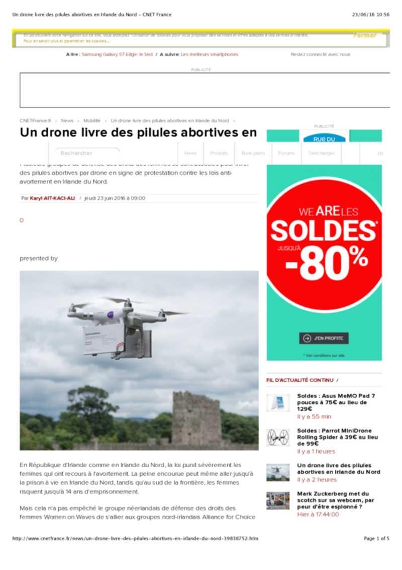 parrot drone ar 2.0