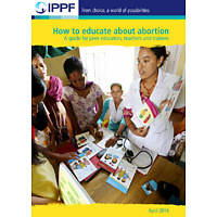 IPPF peer education abortion