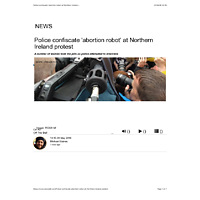 Police confiscate 'abortion robot' at Northern Ireland....pdf