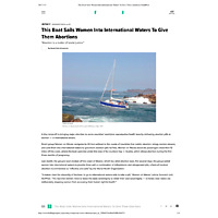 This Boat Sails Women Into International Waters To Give Them Abortions _ HuffPost.pdf