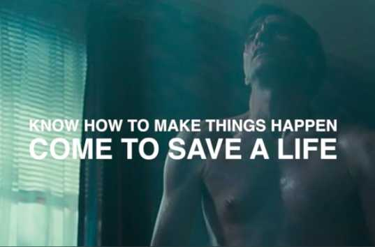 come to save a life (cover photo)